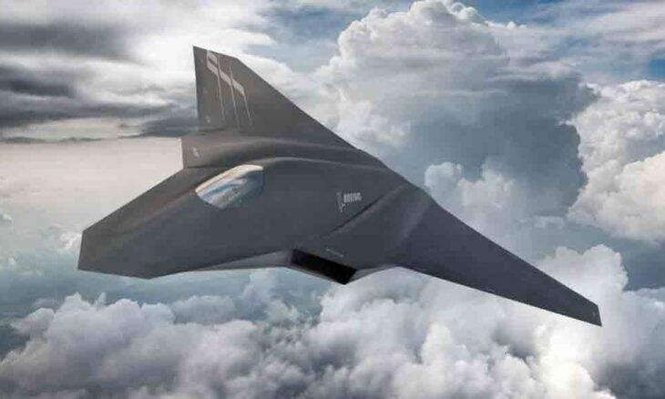 Avião militar: EUA começam a desenhar sua próxima geração de caças. Foto: Divulgação