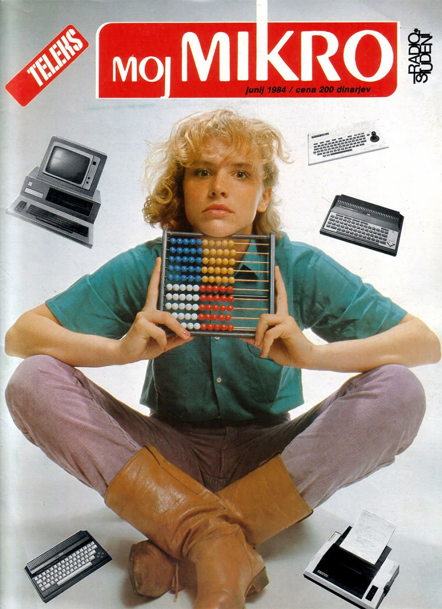 These Covers Of Magazines Advertising Computers In The 80s Will Make You Go Back In Time 59b16ecec2bc1 880 Techbreak Tudo Sobre Tecnologia