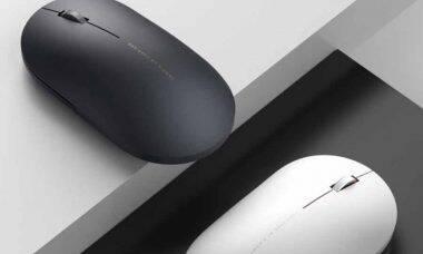 Xiaomi lança novo mouse sem fio com bateria que dura um ano por menos de R$ 40