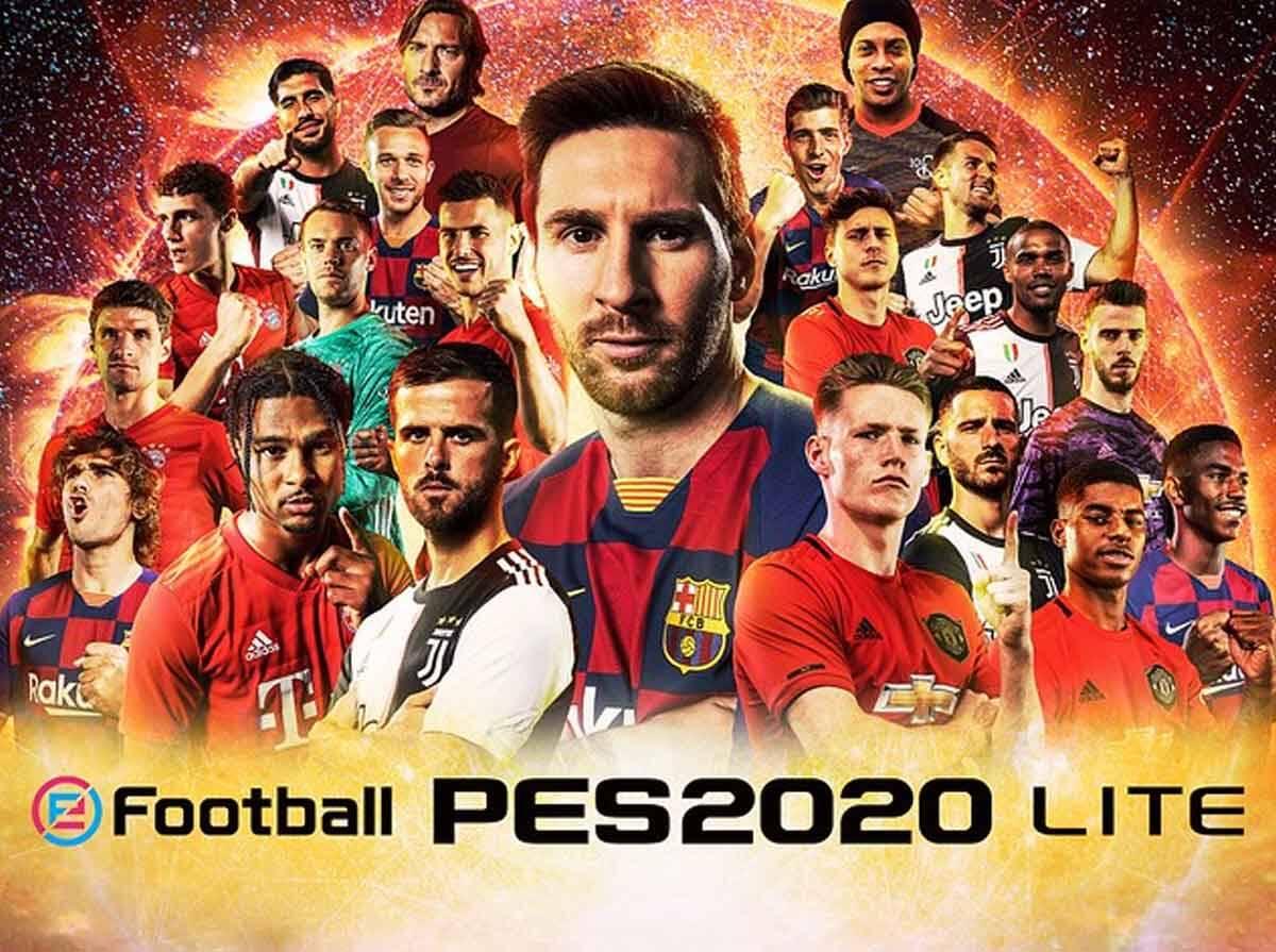 Konami anuncia eFootball PES 2020 em versão gratuita