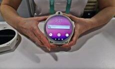 """Startup mostra celular circular """"Cyrcle Phone"""""""