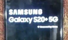 Novo celular da Samsung vai se chamar Galaxy S20