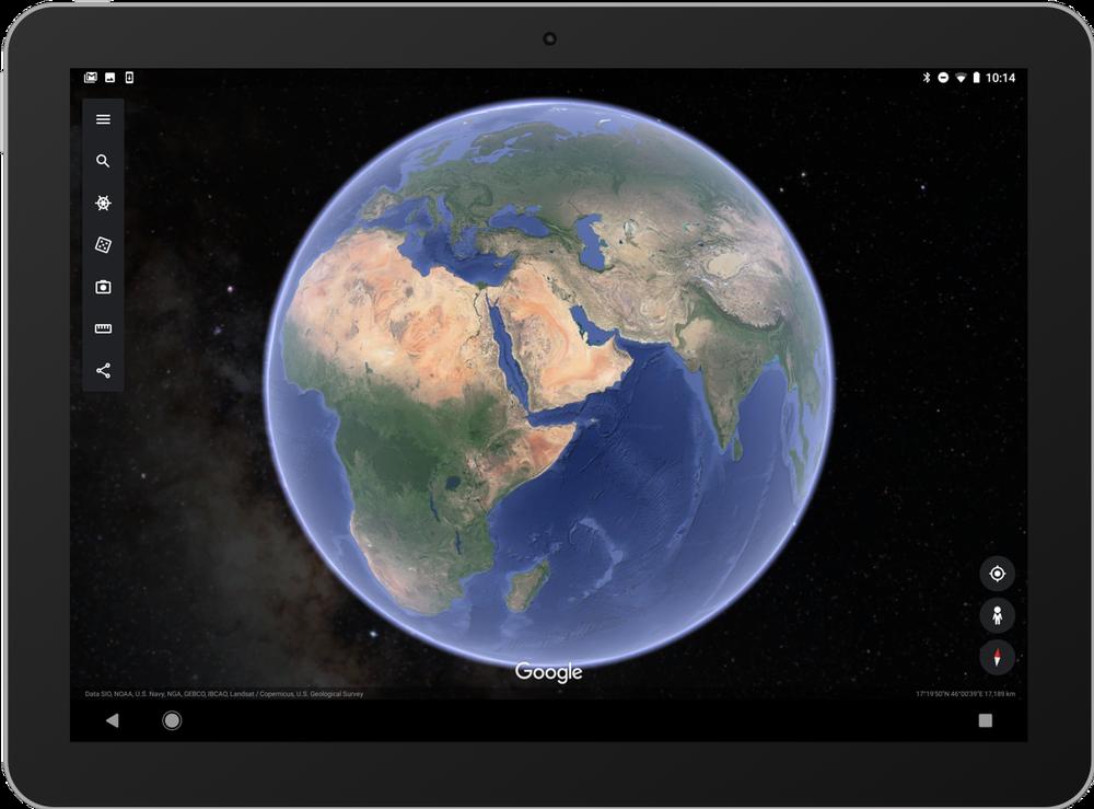 Google Earth agora permite ver as estrelas no celular