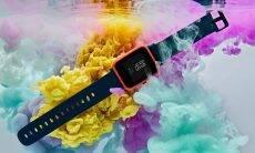 Smartwatch Amazfit Bip S tem bateria para até 40 dias