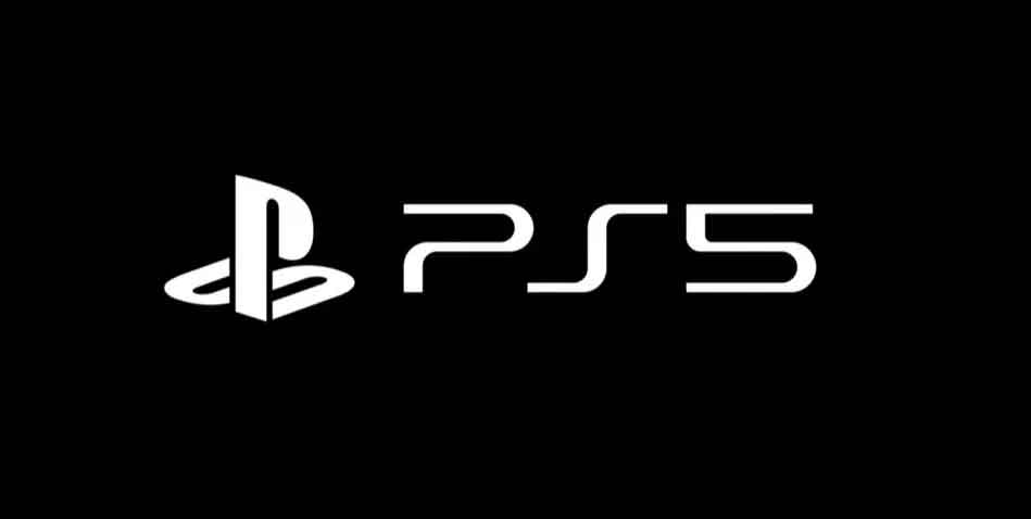 Novo logo do PS5