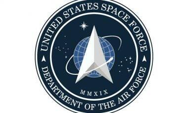 Trump divulga logo da Força Espacial dos Estados Unidos nas redes sociais