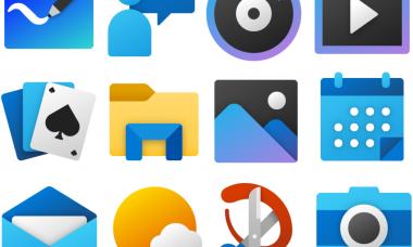 Windows 10 ganha novos ícones em versão de teste