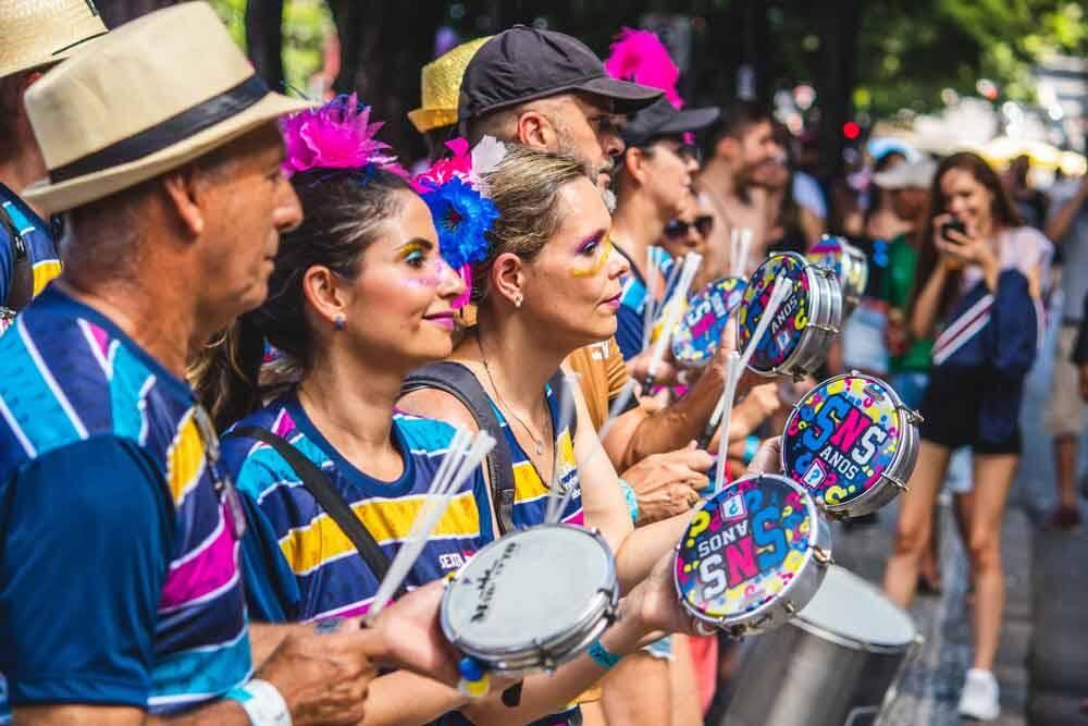 Google lança recursos exclusivos para o Carnaval 2020  Foto: Vinícius Caricatte