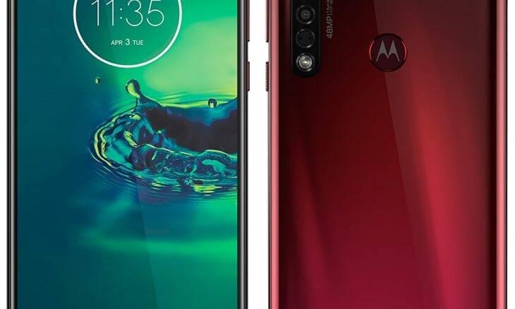 Moto G8 Plus ganha atualização de segurança