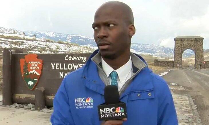 Vídeo de repórter fugindo de búfalos já teve mais de 8 milhões de visualizações, assista!