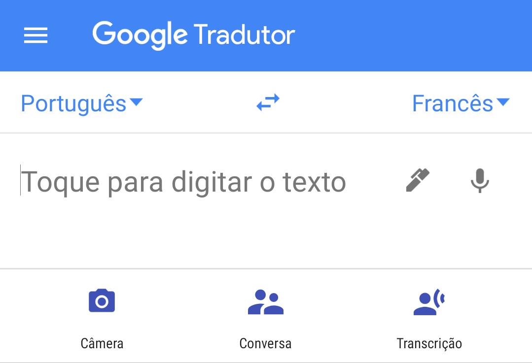 Google Tradutor agora transcreve conversa em tempo real