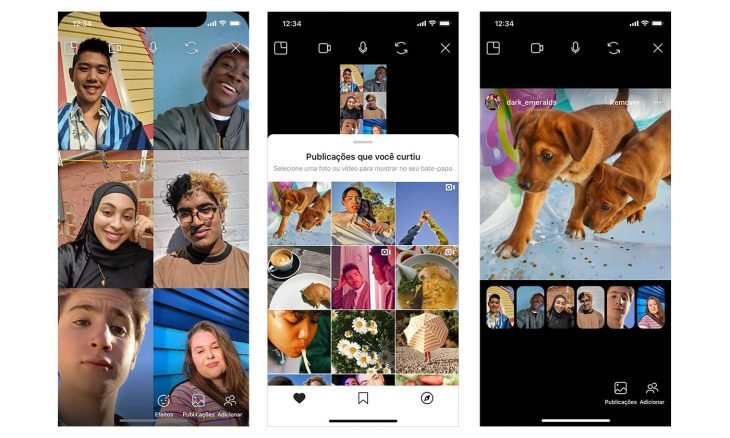 Instagram disponibiliza nova opção de vídeo compartilhado