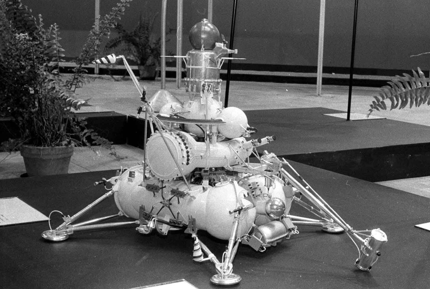 Luna 24 . Foto: wikipedia