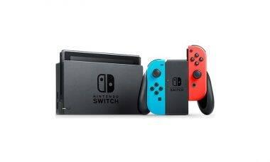 Nintendo Switch recebe a atualização 9.2.0