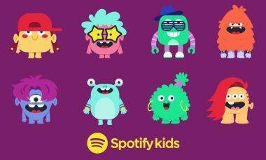 Spotify ganha versão Kids no Brasil