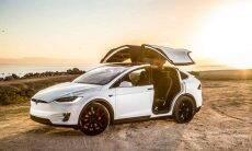 Tesla Model X o carro que pode barrar o coronavírus