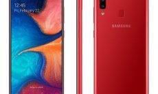 Samsung Galaxy A20 começa a ser atualizado para o Android 10