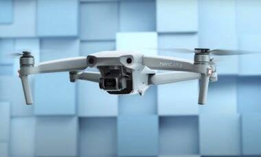 Drone Mavic Air 2 estreia com câmera de 8K