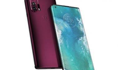 Motorola apresenta smartphones Edge e Edge+