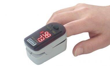 Como oxímetros de dedo podem ajudar na detecção dos sintomas iniciais da Covid-19 Foto: Wikipedia