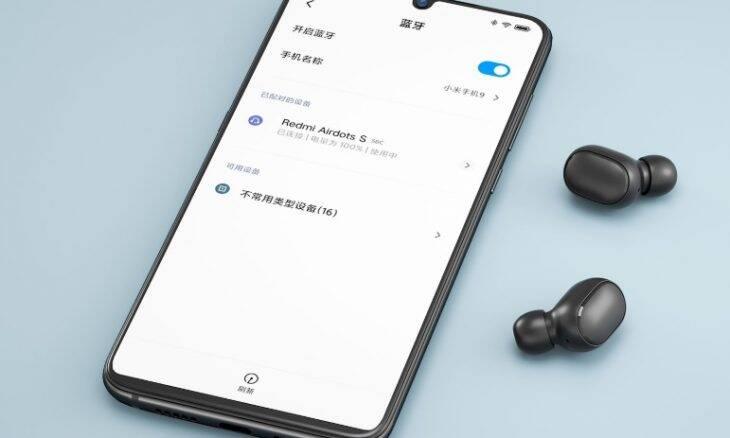 Xiaomi lança fones sem fio Redmi AirDots S