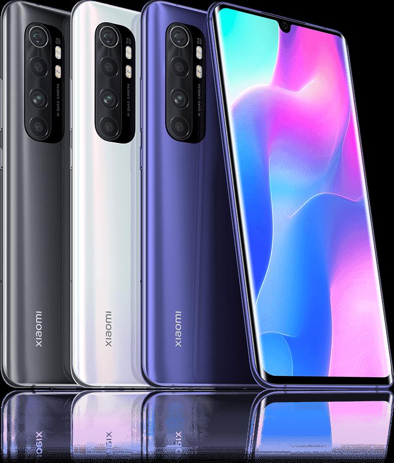 Xiaomi lança o Mi Note 10 Lite
