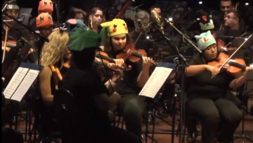 Orquestra Sinfônica de Rio Claro faz live com trilhas de videogames famosos