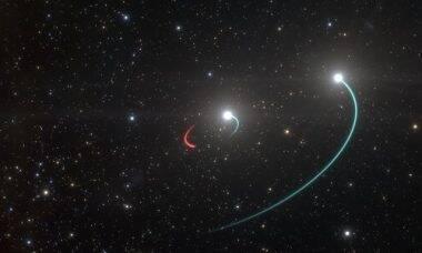 Astrônomos localizam buraco negro mais próximo da Terra