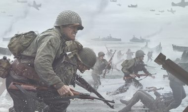 Call of Duty: WW2 está disponível de graça na PS Plus
