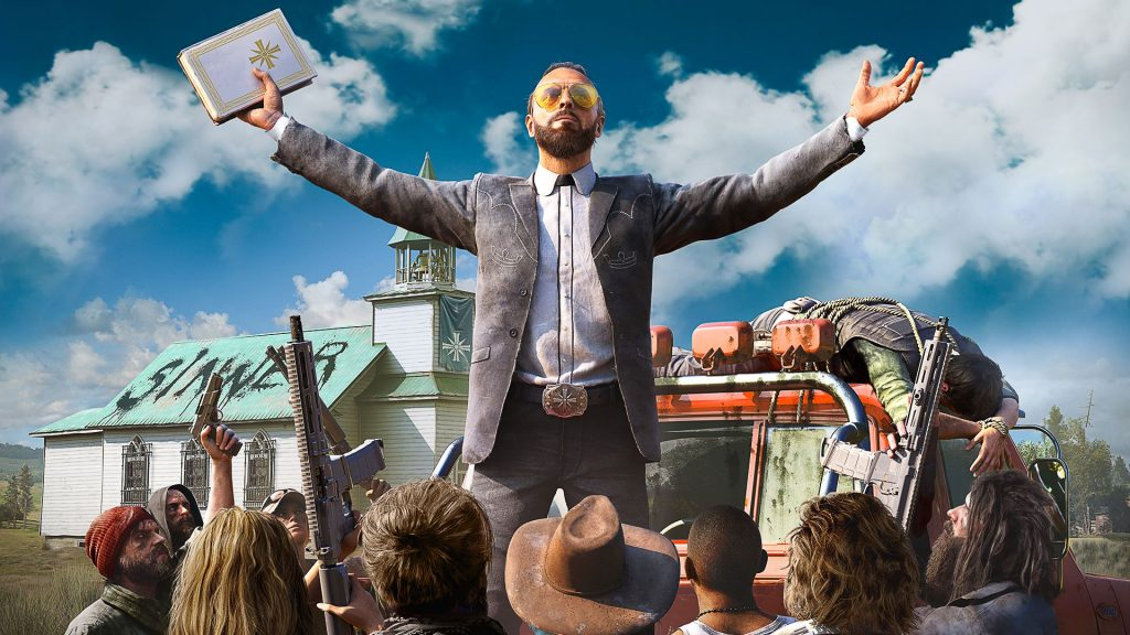 Far Cry 5 está liberado de graça por tempo limitado
