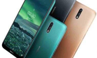 Nokia volta hoje ao Brasil com Nokia 2.3