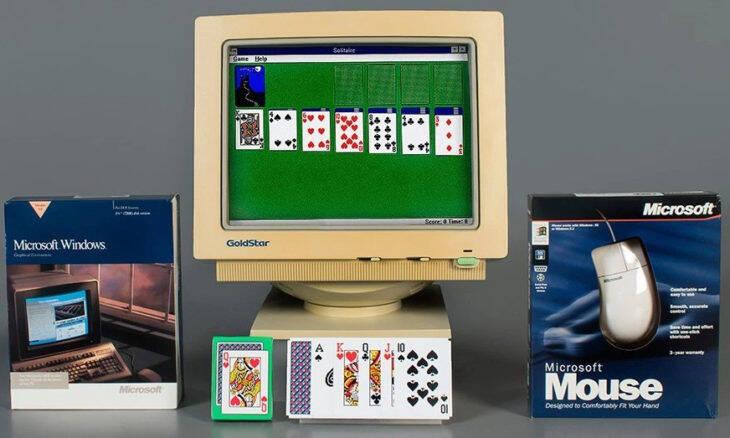 """Game clássico, """"Paciência"""" da Microsoft completa 30 anos"""