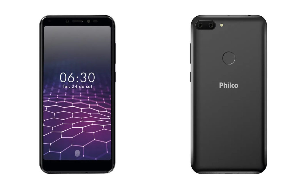 Philco lança smartphone Hit por R$ 999