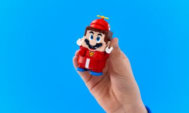 Lego Super Mario terá roupas de power-ups