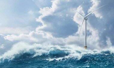 Turbina eólica offshore SG 14-222 DD