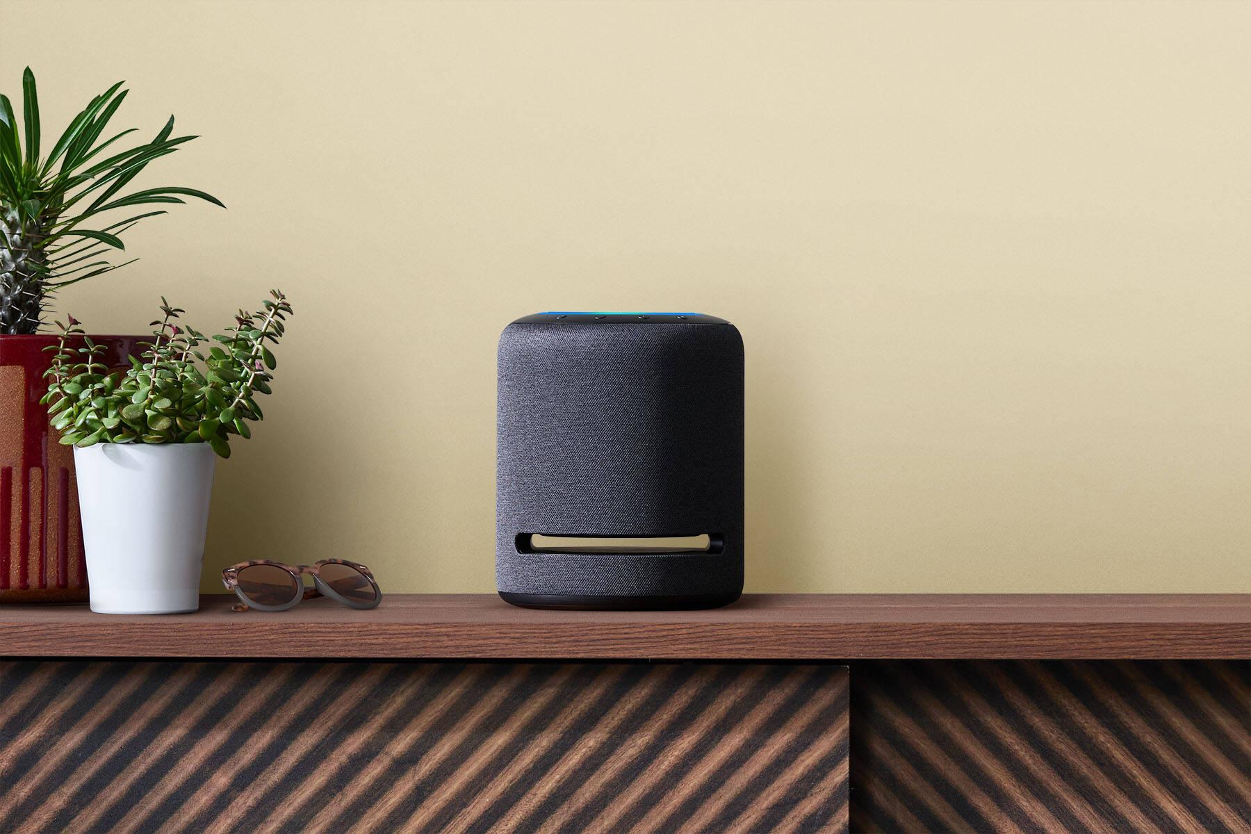 Amazon lança Echo Studio por R$ 1.499
