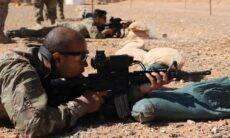 Mira inteligente feita para derrubar drones perigosos na Síria