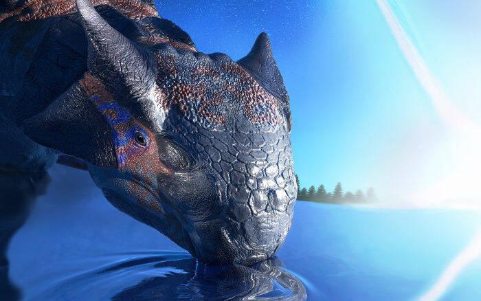 Estudo aponta que queda de asteroide foi a única responsável pela extinção dos dinossauros