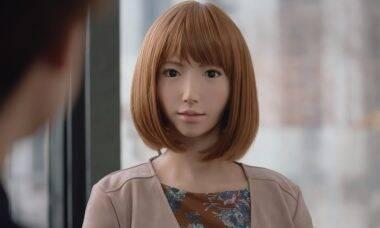 Robô com inteligência artificial vai virar atriz em filme