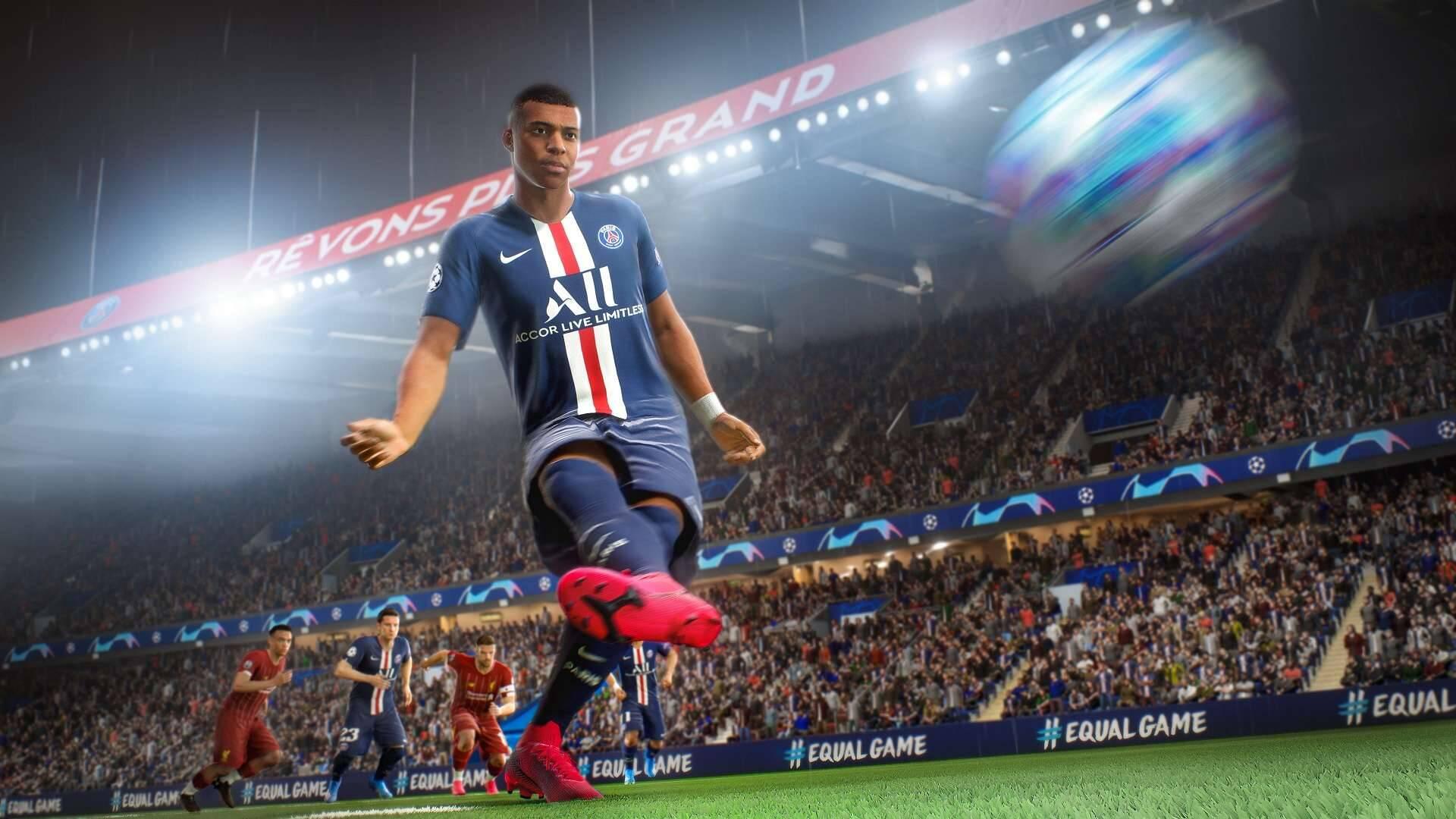 Electronic Arts anuncia data de lançamento do FIFA 21
