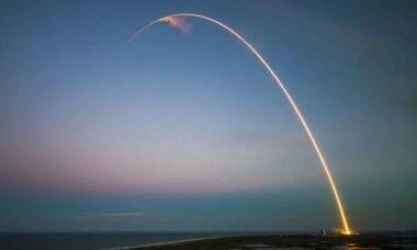 SpaceX cancela lançamento de novos satélites da rede Starlink