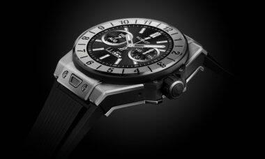 Hublot revela smartwatch de R$ 30 mil