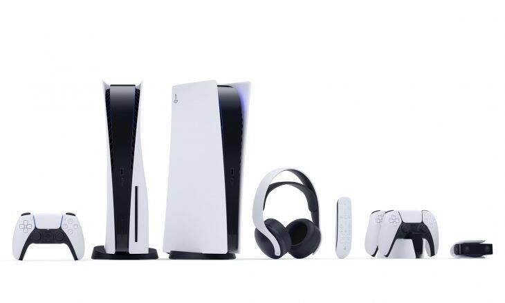 Sony revela imagens e informações do PlayStation 5