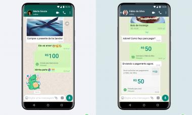 WhatsApp libera envio e recebimento de dinheiro pelo app
