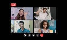 Facebook vai permitir transmissão ao vivo de videochamadas