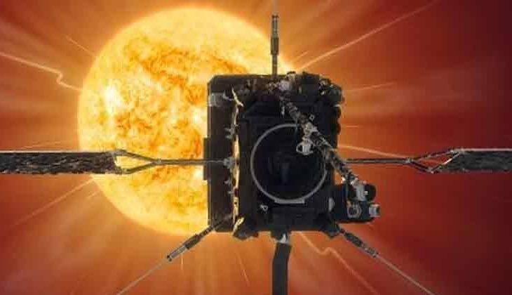 Sonda Solar Orbiter. Foto: ESA/Divulgação
