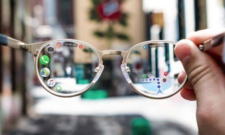 Apple Glass pode ganhar tecnologia para evitar curiosos
