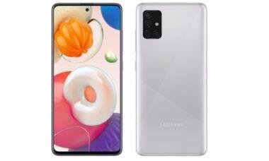 Samsung Galaxy A51 e Galaxy A71 ganham nova opção de cor no Brasil