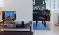 Lego lança Nintendinho feito de... Lego