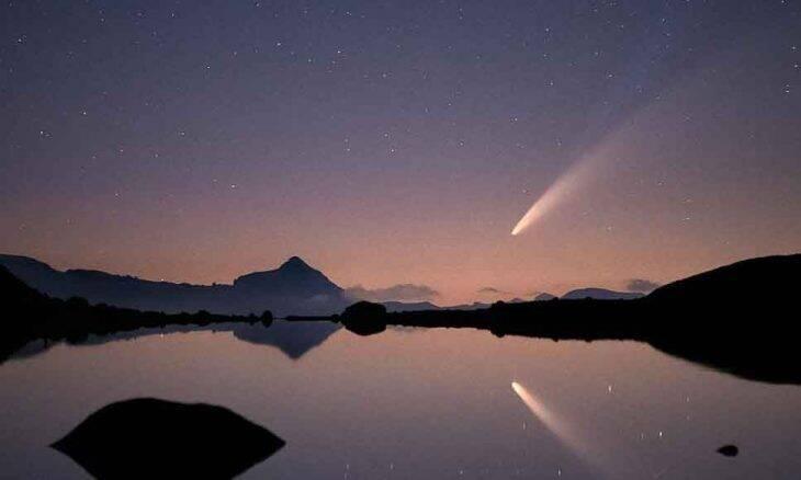 Cometa Neowise atinge aproximação máxima da Terra nesta quinta